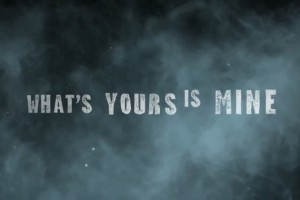 Thief - what's yours is mine