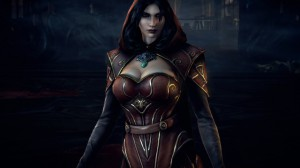 Castlevania - Lords of Shadow 2-strange-woman