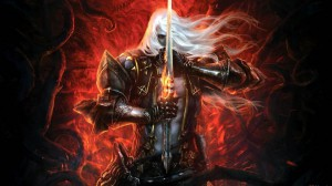 Castlevania Lords of Shadow 2-Alucard