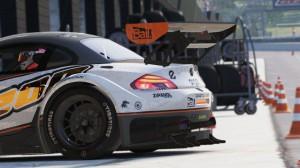 гоночный симулятор Project Cars в 60 fps