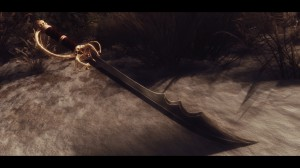 Моды-для-Skyrim-меч-Ygrayne-4