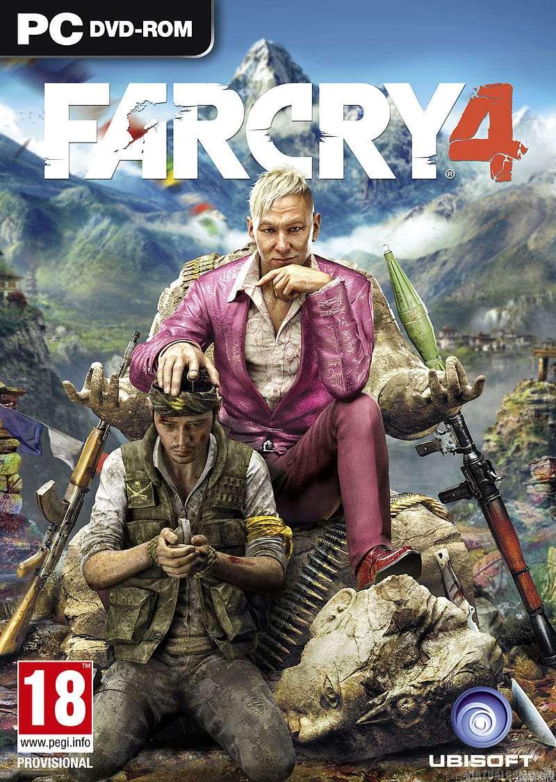 Особенности сетевой игры в Far Cry 4