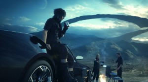 Заправочная станция и динозавры. Да, это новая Final Fantasy XV. Обзор 10-минутного видео с геймплем, которое выложили разработчики.