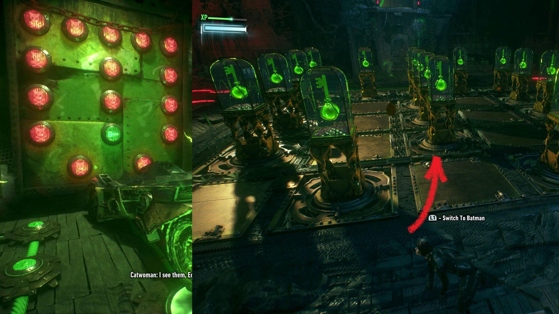 Бэтмен рыцарь аркхема прохождение загадочника казино игры бесплатно аппараты игровые