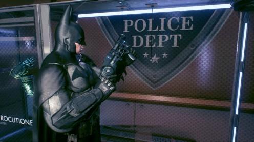 Оружие и гаджеты в Бэтман Рыцарь Аркхема