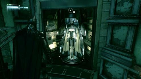 Batman: Arkham Knight загадка Риддлера Костюм Бэтгёрл Местонахождение