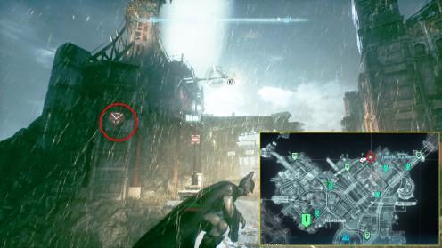 Arkham Knight разрушаемые объекты
