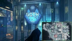 Загадка в Goth Corp