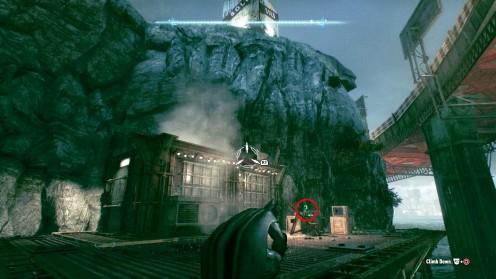 Бэтман Рыцарь Аркхема трофей Риддлера торговый мост