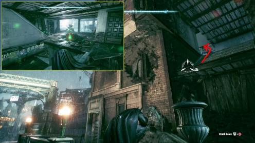 Batman: Arkham Knight Часовая Башня – Трофей Риддлера