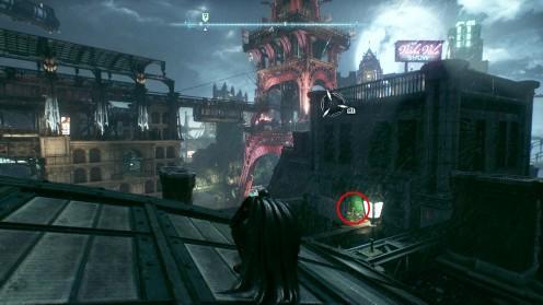 Batman Arkham Knight Трофеи Риддлера Остров Миагани