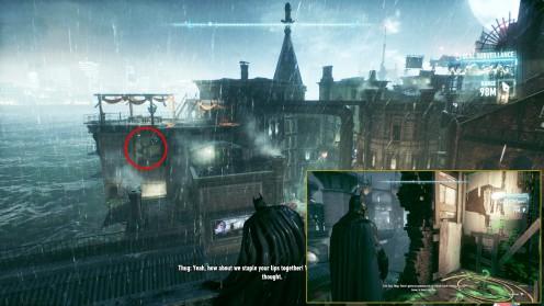Остров Блик Трофей Риддлера Batman: Arkham