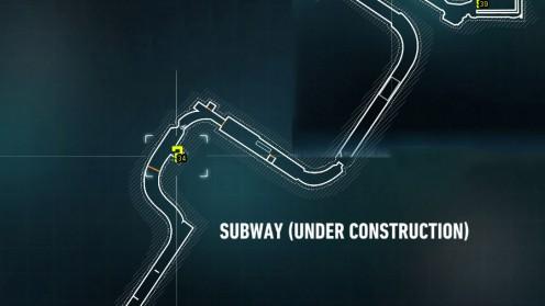 остров основателей карта туннелей метро трофеи риддлера местонахождение