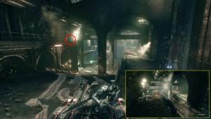 39. В старой части тоннеля на террасе вы найдёте трофей.