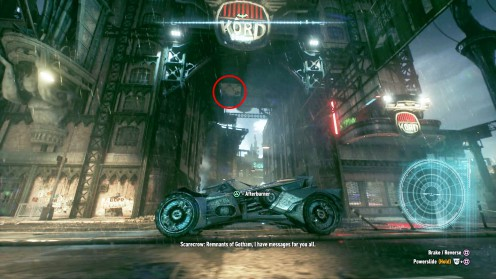 Kord Batman Arkham Knight Трофей Загадочника