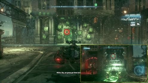 Остров Миагани Головоломка Риддлера Заграждение Batman
