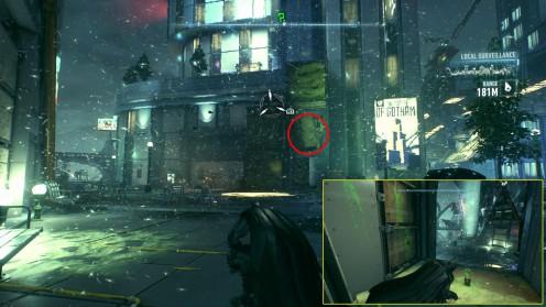 Головоломка Риддлера на острове Основателей Batman: Arkham