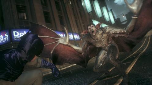 Batman: Arkham Knight ночной летун