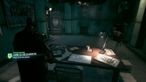 Последняя миссия Особо Опасные Batman: Arkham Knight
