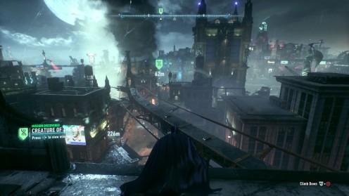 Batman: Arkham Knight месторасположение Летучей Мыши ввести Лекарство