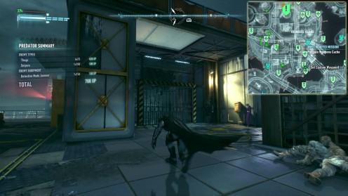 Batman: Arkham Knight спасение Найтвинга Контрабанда оружия