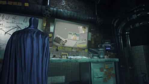 Бэтман Рыцарь Аркхема поиск Лаборатории Доктора Лангстрома
