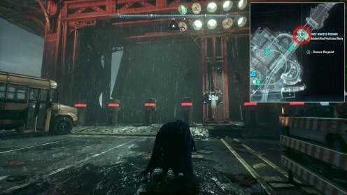 Batman: Arkham Knight жертва на мосту Идеальное преступление