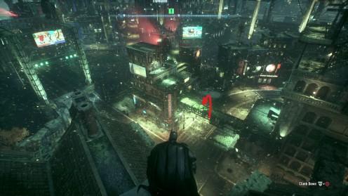Batman Arkham Knight вторая жертва Загадочника на острове Миагани
