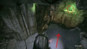 8. После битвы с боссом на противоположной стене вы найдёте трофей, используйте Бэт-коготь.