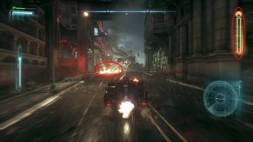 Batman: Arkham Knight как найти Светлячка Готэм в огне