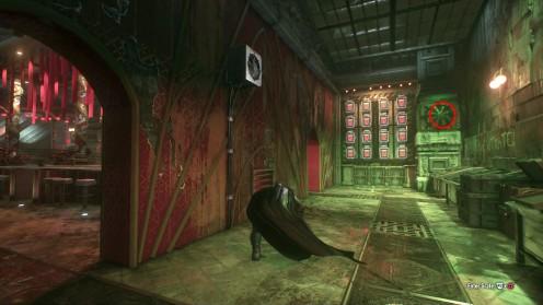 Игра на память Трофей Риддлера в Штабе Рыцаря Аркхема