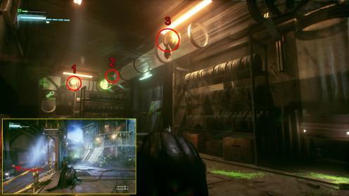 Головоломки Панесса Студиос в Batman Arkham Knight