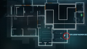 Место на карте, где найти дистанционный электроразряд.