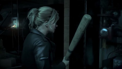 Бейсбольная бита как быть until dawn