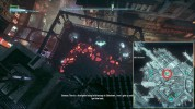 Batman: Arkham Knight Долг Зовёт, спасение пожарных остров Блик