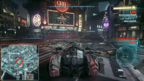 Batman: Arkham Knight Короли Дороги местонахождение на острове Миагани