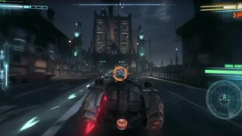 Бронированы и очень опасны побочная миссия Batman: Arkham Knight