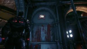 7. На уровне 4 прямо под загадкой с шестерёнками, находится комната, на стене которой, ползает паук дрон.