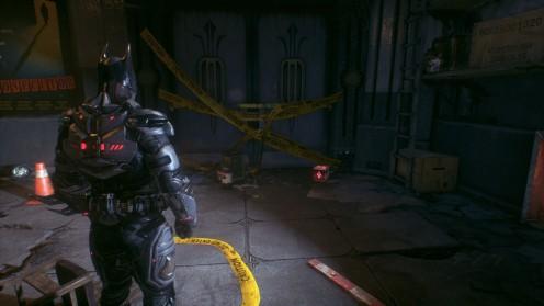 Паннеса Студиос Разрушаемый Объект Batman Arkham Knight