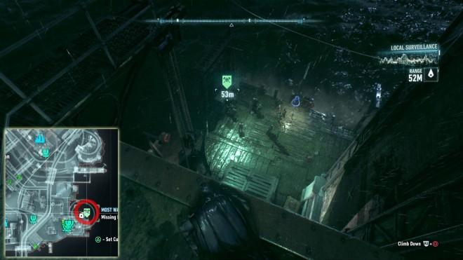 Остров Блик Пожарные Спасение Batman: Arkham Knight