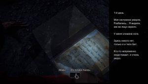 Вы обнаружите дневник Ханны. Прочтите его до конца.