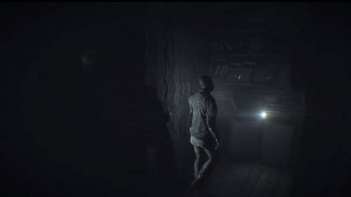 Улика 8 в Until Dawn
