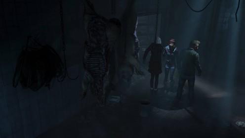 Until Daawn описание геймплея, прохождение игры