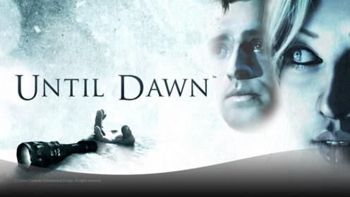 Until Dawn Эксклюзив PS4 Прохождения