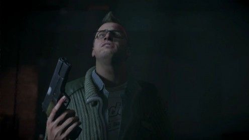 Пистолет Until Dawn Крис