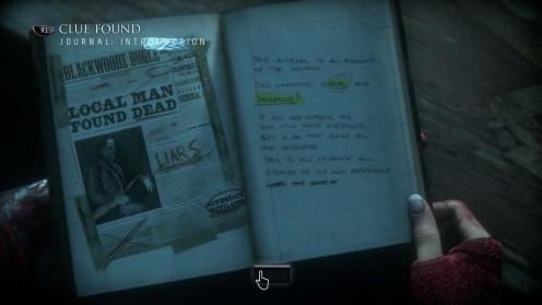 Улики №18-22 по делу 1952 года Местонахождение Книги Эшли