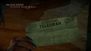 Телеграмма.