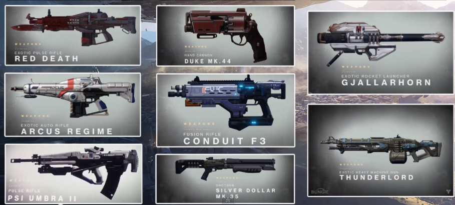 Destiny-guns-taken-king-оружие