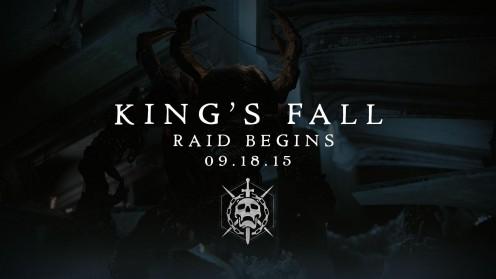 Как пройти рейд King's Fall гайд