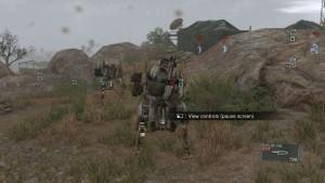 Аккуратно расправляемся с охраной, затем отправляем / уничтожаем Walker Gear